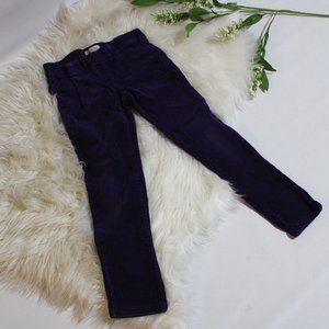 Neveda Purple Girls Pull up Pants